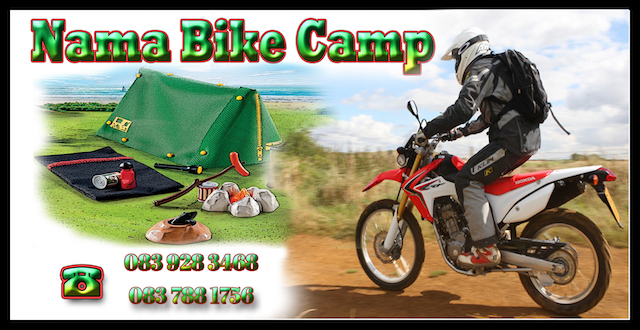 Nama Bike Camp